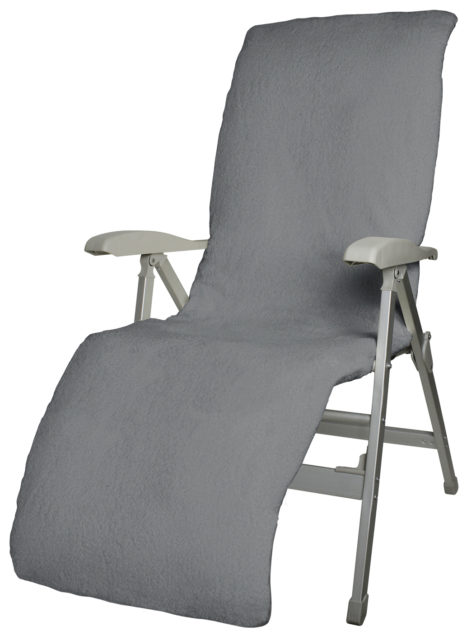 ETCF0562 Chair cover Relax grey pols 14