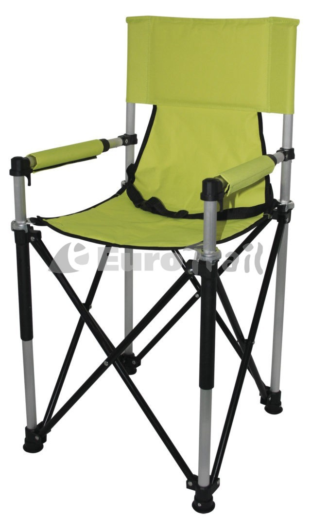 Eurotrail Petit Junior Children/'s Camping Chair Folding 90 cm Lime or Blue