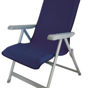 ETCF0976 Chair cover Cotton Navy
