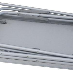 Aluminium keukentafel