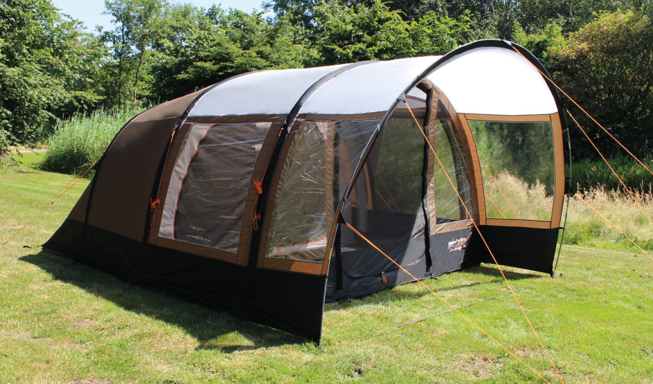 Cambridge Air Tube tent & Cambridge Air Tube tent - Eurotrail