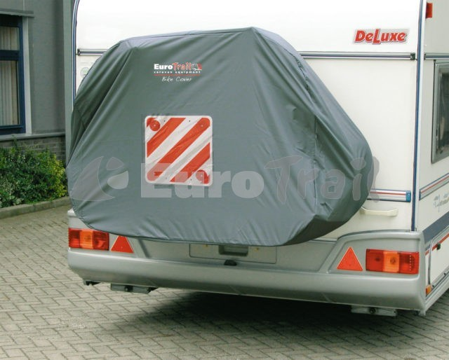 Eurotrail Bike cover rear