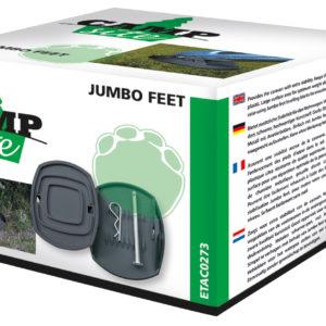 Campsite Jumbo feet