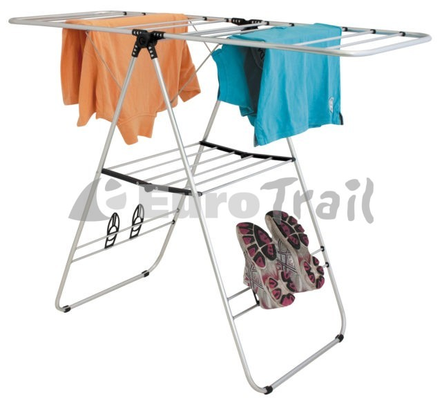 Eurotrail foldable drying rack