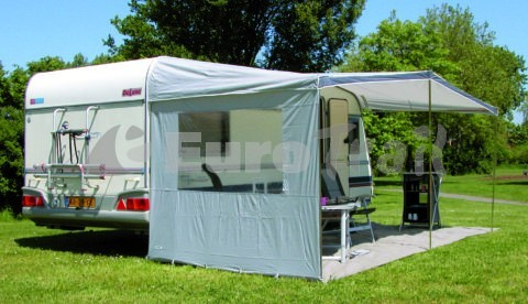Eurotrail Side wall caravan awning