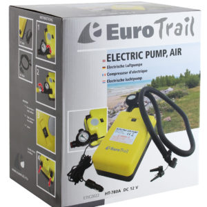 Euretrail Compressor Air-Tube pump 12V