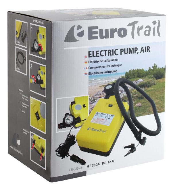 Eurotrail 12V pomp