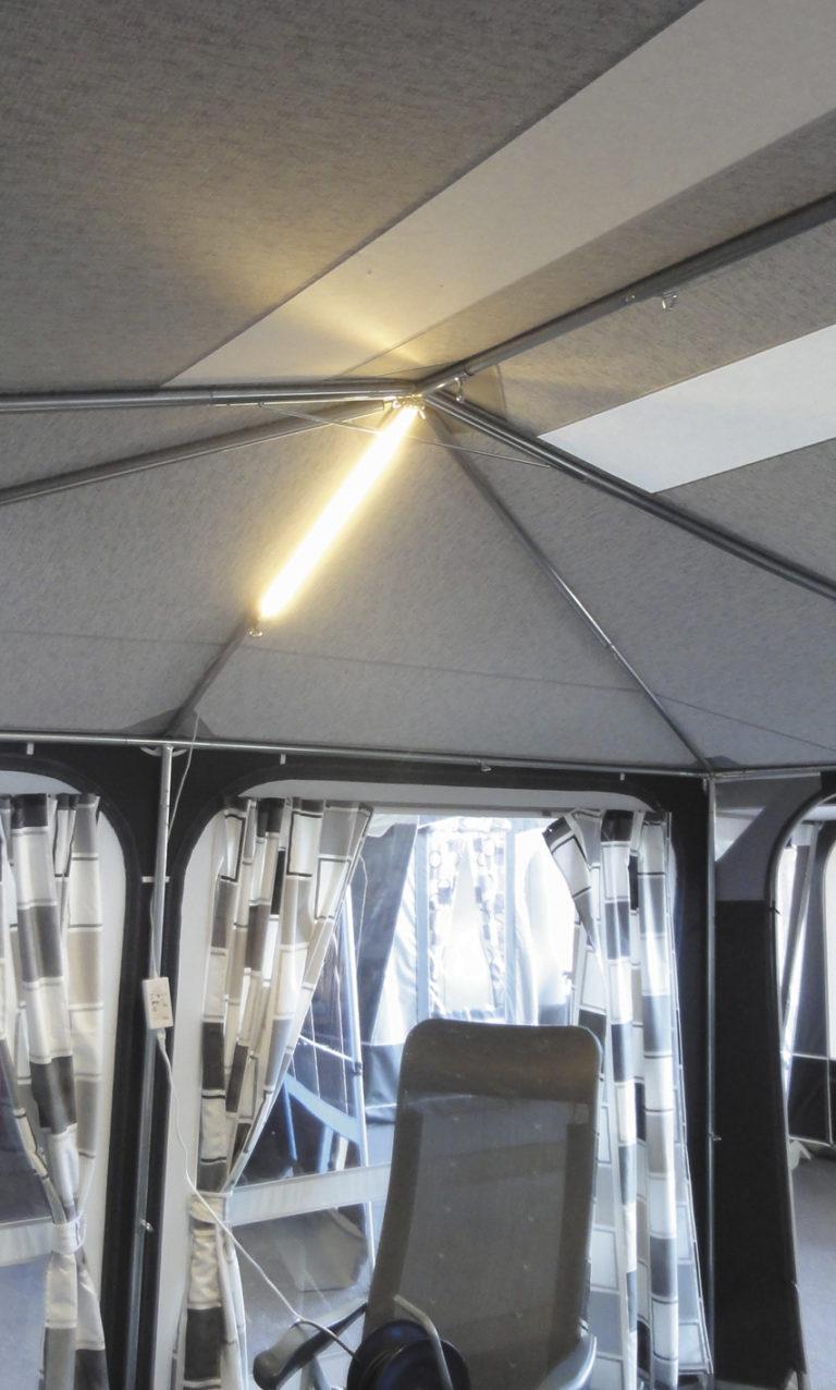 Eurotrail campinglamp TUBE
