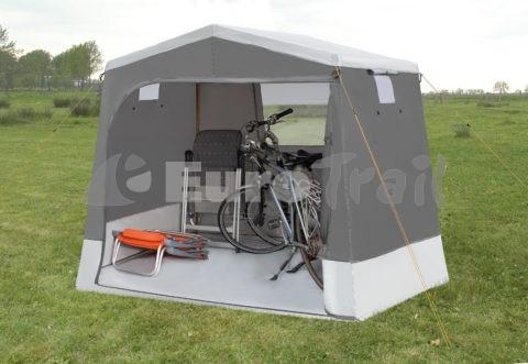 Eurotrail storage tent 1