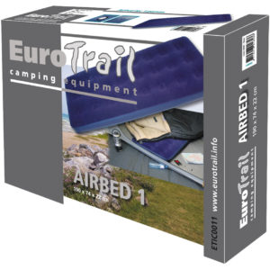 Eurotrail Airbed 1 pers.