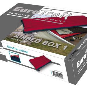 Eurotrail Box Luftbett 1 Person