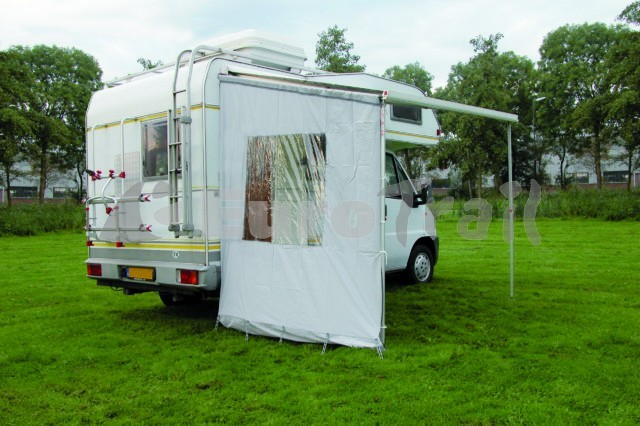 Eurotrail side wall camper awnings