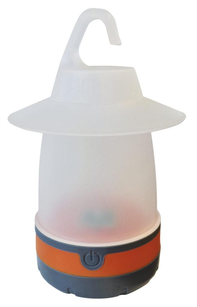 Eurotrail campinglamp Cap