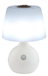 Eurotrail Table lamp with sensor.