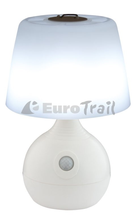 Eurotrail Table lamp with sensor.