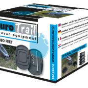 Eurotrail Caravan Jumbo Feet