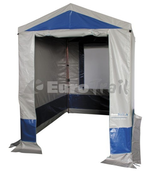 Eurotrail storage tent Cavern Bike