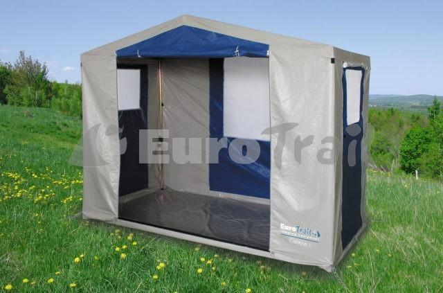 Eurotrail Storage tent Carvern 1