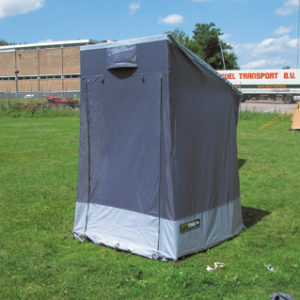 Eurotrail Gerätezelt / Toilettenzelt S