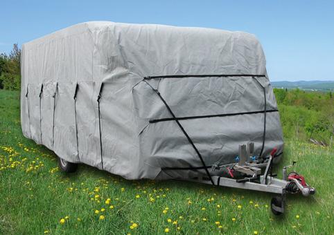 Housse pour caravane