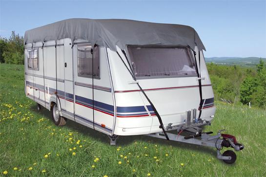 Eurotrail caravan roof cover