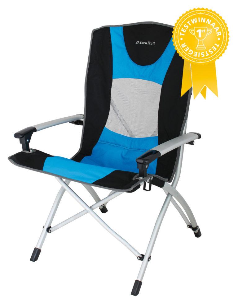 Eurotrail Lyon aluminium stoel