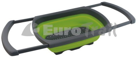 Eurotrail foldable washbasin colander