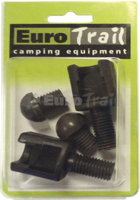 Eurotrail Footrest buckles