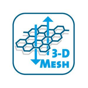 Eurotrail 3D Mesh stoelhoes