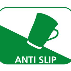 Eurotrail Anti slip logo melamine tafelservies
