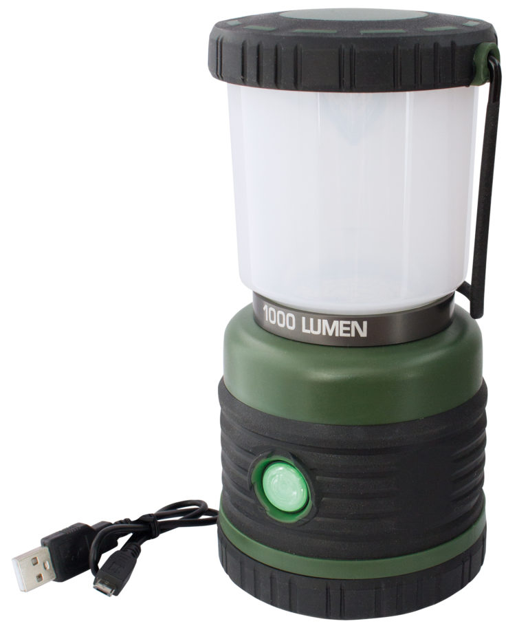Eurotrail campinglamp Leon 1000