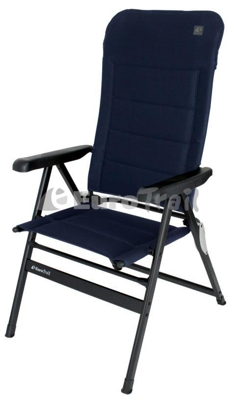 Eurotrail camping chair Grenoble 3D-Mesh