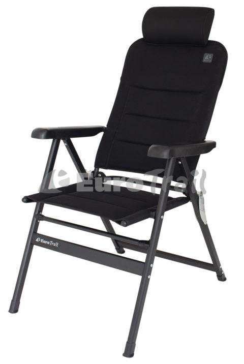 Eurotrail Chateau 3D-mesh camping chair