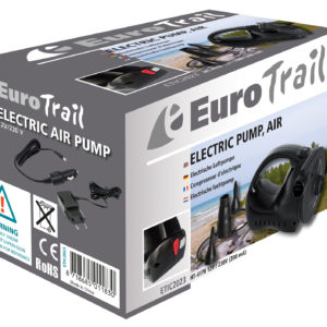Eurotrail Rechargeable electric air pump