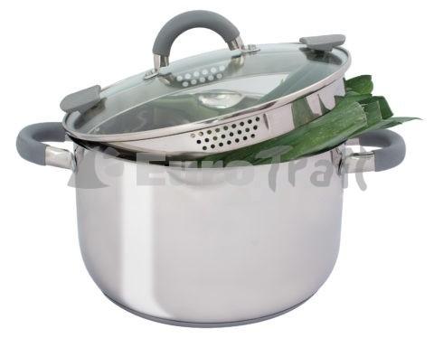 Eurotrail Gernona stainless steel casserole