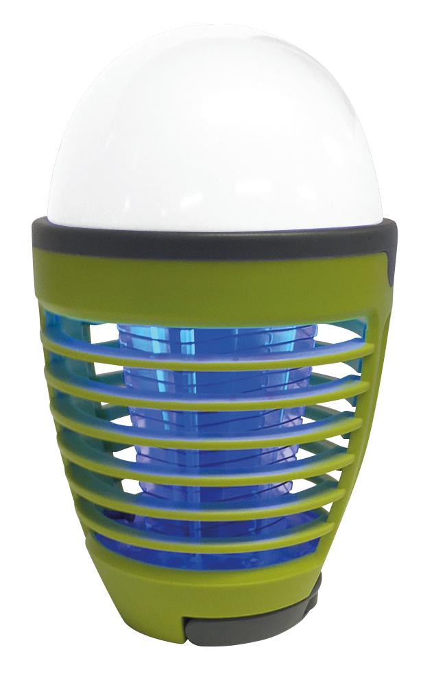 Eurotrail 2 in 1 Muggen lamp