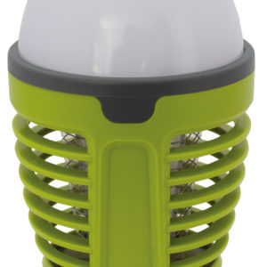 Eurotrail mosquito lamp with a 2-1 function