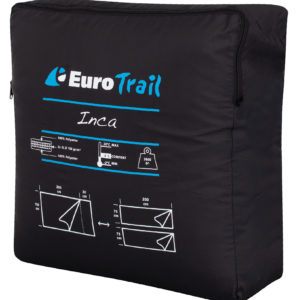 Eurotrail Inca Double sleeping bag 2 prs.