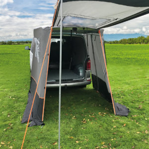 Eurotrail Offroad tailgate