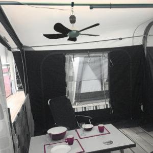 Eurotrail ceiling fan 230V