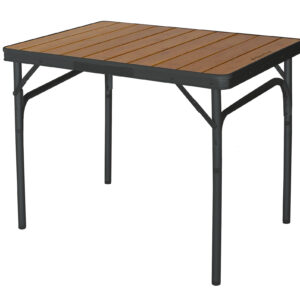 Eurotrail Charelle bamboo camping table