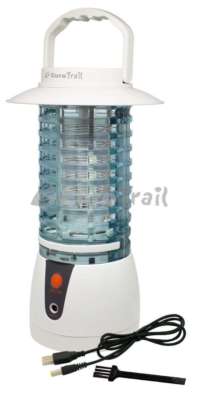 Eurotrail Muggenlamp oplaadbaar